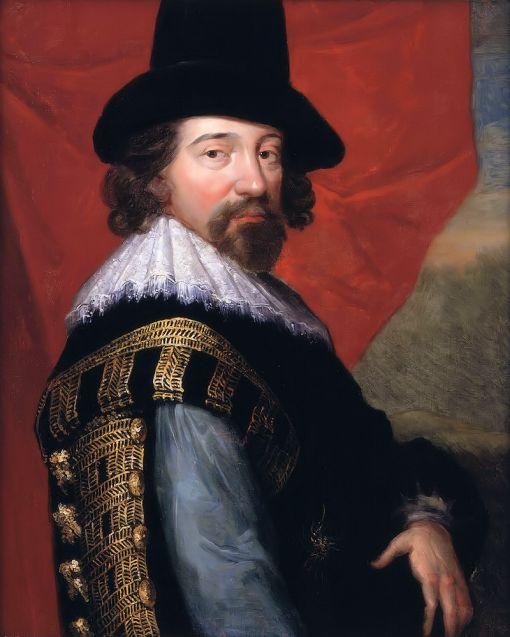Francis Bacon celebre saggista inglese
