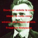 Aforismi di Friedrich Nietzsche
