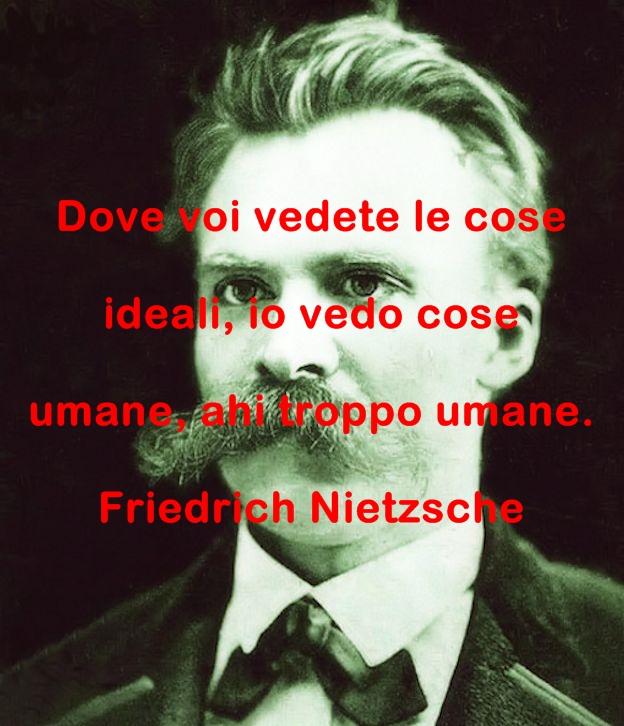 Aforismi, Massime e Citazioni di Friedrich Nietzsche