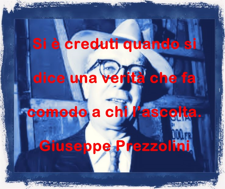 Aforismi di Giuseppe Prezzolini