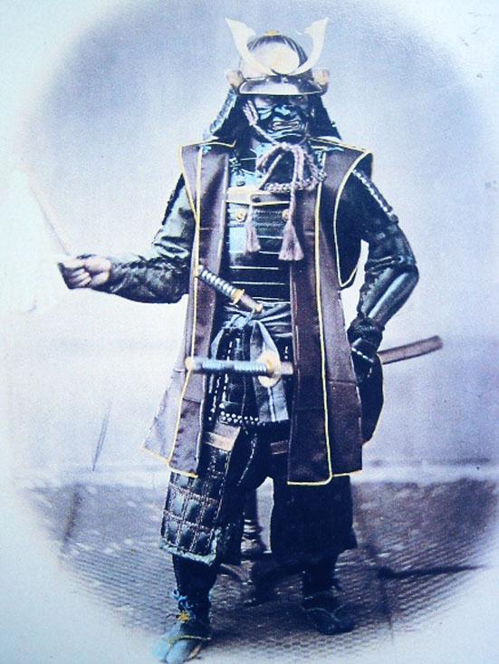 Samurai-Picture