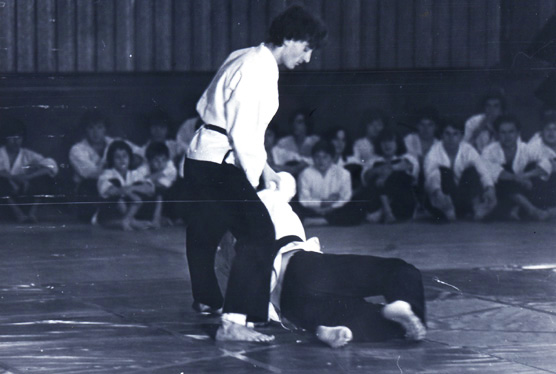 Carl William Brown and Martial Arts Practice