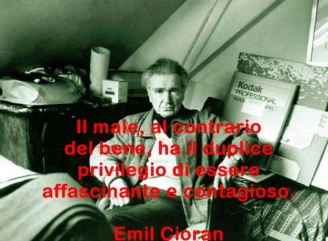 Aforismi di Emil Cioran
