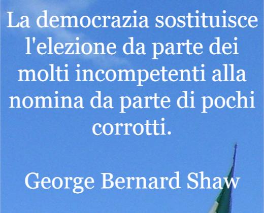 Democrazia impossibile e aforismi