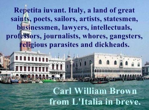 L'Italia in breve. Un libro per tutti.