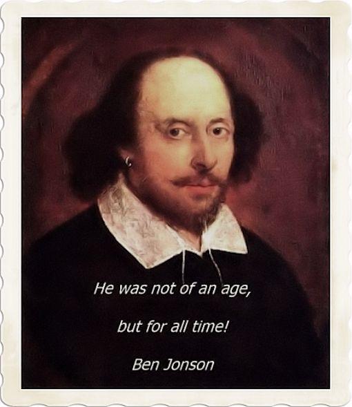 Aforismi geniali di William Shakespeare