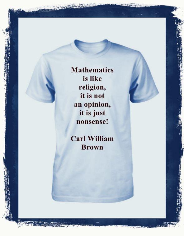 Matematica, linguaggio, istruzione, specie umana e stupidità.