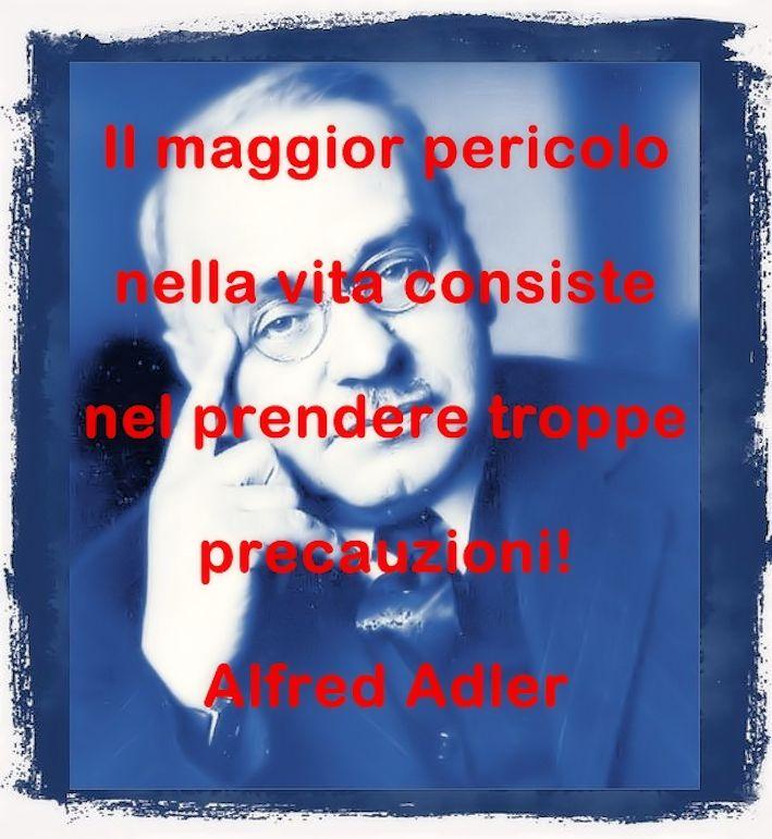 Alfred Adler aforismi, massime e citazioni