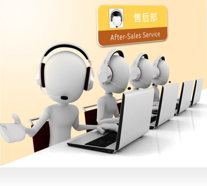 Customer care and after sale service in Italy