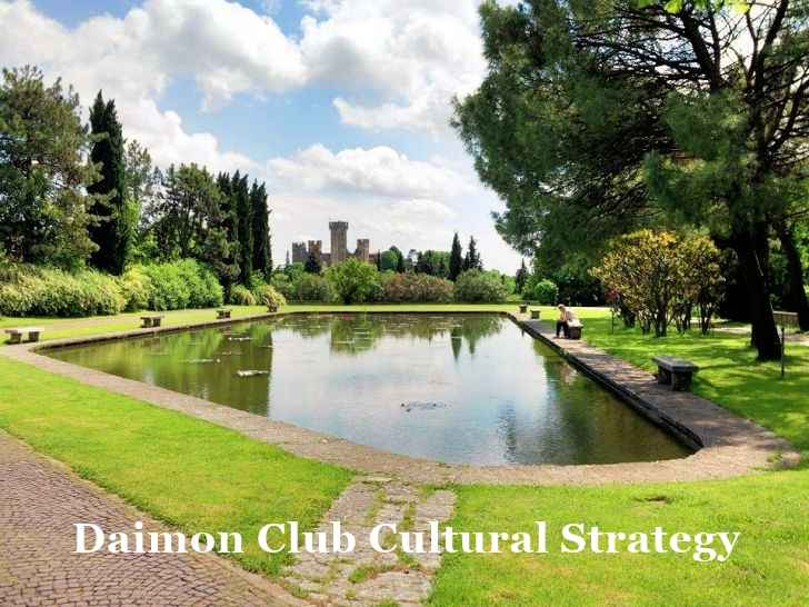 Daimon Club Marketing and Cultural Strategy