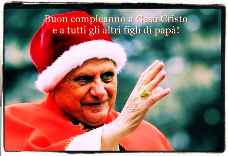 Auguri di Buona Natale