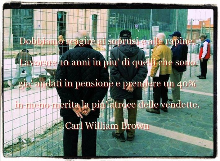 Aforismi sulle Pensioni