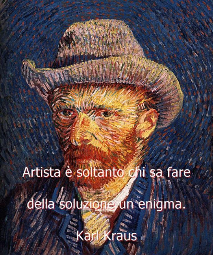 Aforismi, citazioni, massime sull'artista