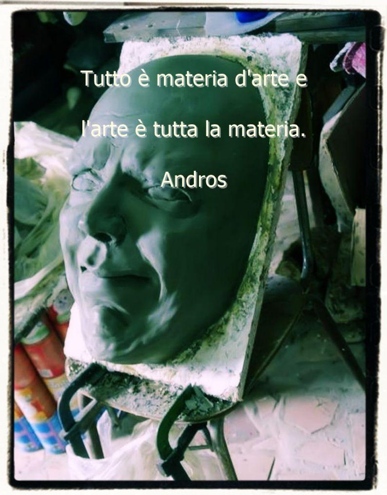 Citazioni massime e aforismi dell'artista Andros