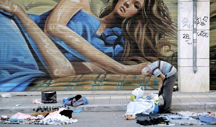 Povertà crescente in Italia