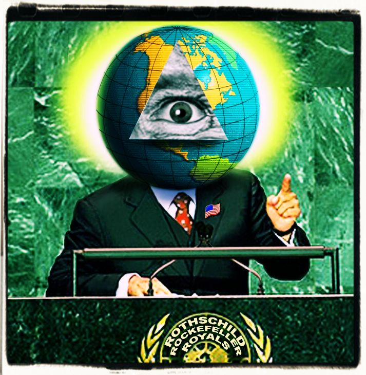 Il governo mondiale e le masse dominate