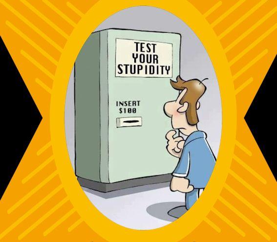 La stupidità contemporanea, alcune riflessioni.
