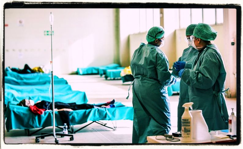 Pandemia sanitaria in Italia