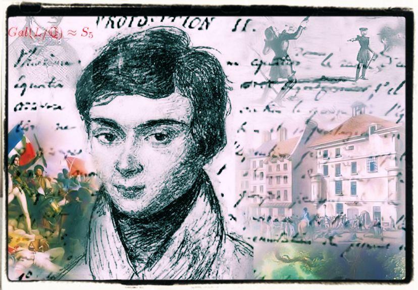 La tragica storia di Evaristo Galois