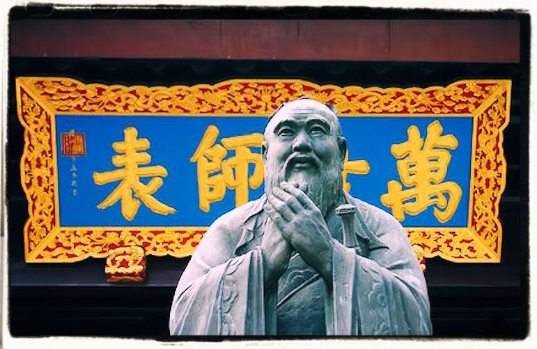 Massime e aforismi celebri di Confucio