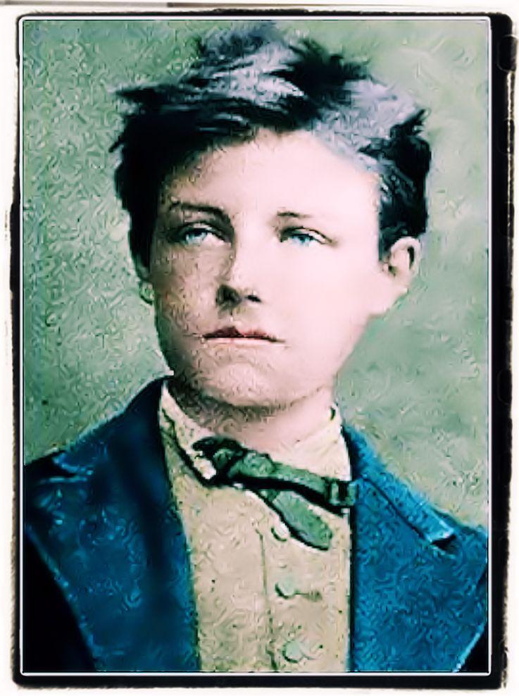 Jean Arthur Rimbaud genio della poesia