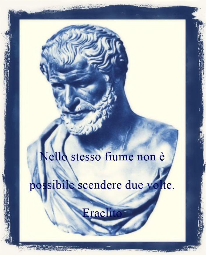 Aforisma di Eraclito dai suoi frammenti