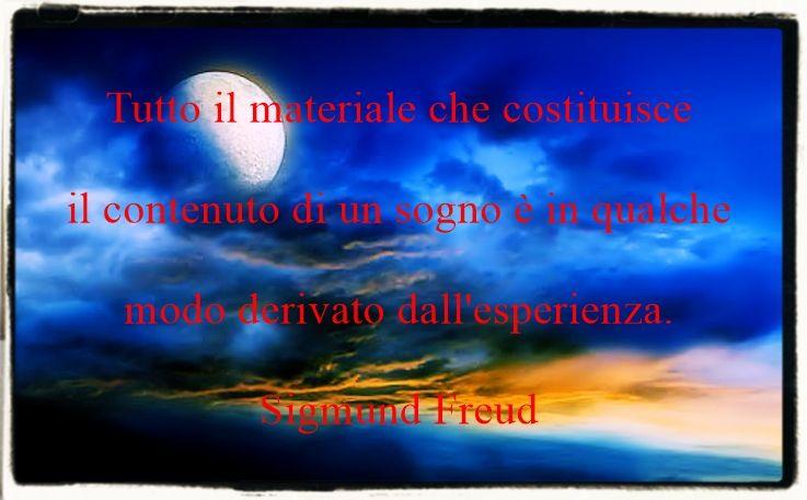 Aforismi e pensieri di Freud sui sogni