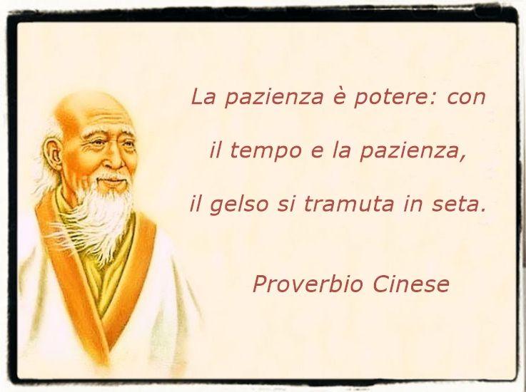 Antichi proverbi e detti cinesi