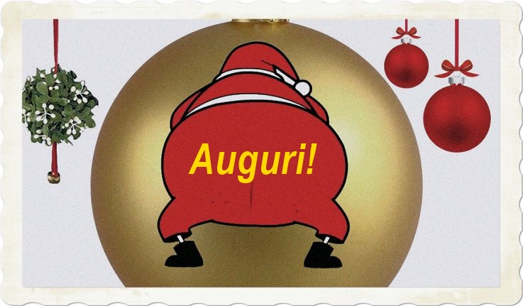 Battute e frasi divertenti sul Natale