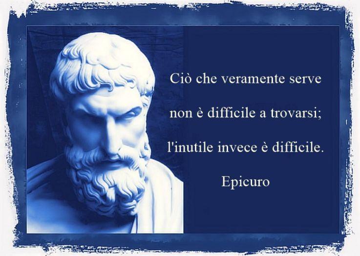 Epicuro la famosa lettera sulla felicità