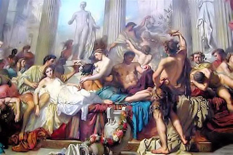 Feste nelle Roma antica
