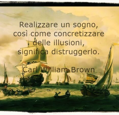 Aforismi sul sogno di Carl William Brown