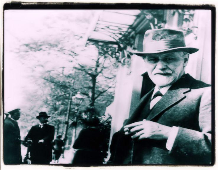 Riflessioni e pensieri di Sigmund Freud
