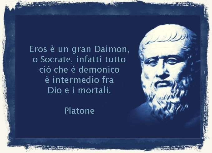 Platone e il Daimon di Eros