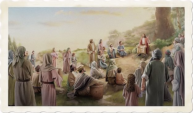 Regole auree e insegnamenti di Gesù
