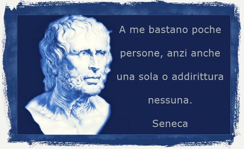 Pensieri, aforismi, riflessioni di Lucio Seneca
