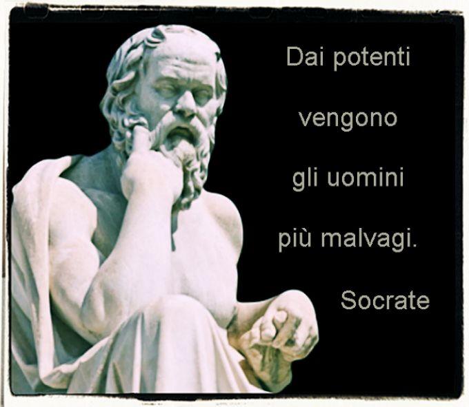 Aforismi e massime di Socrate
