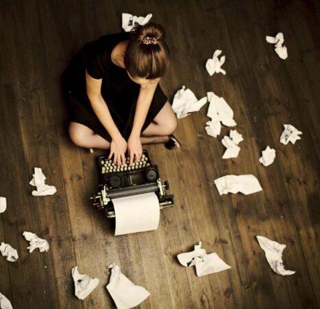 La vergogna di scrivere