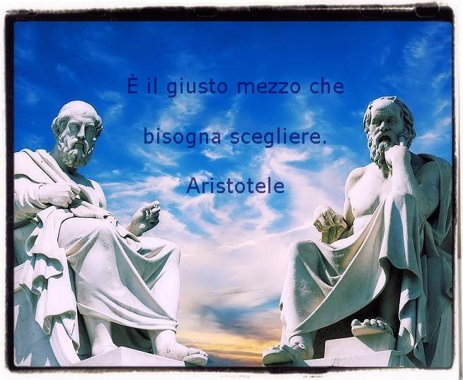 Pensieri e riflessioni di Aristotele