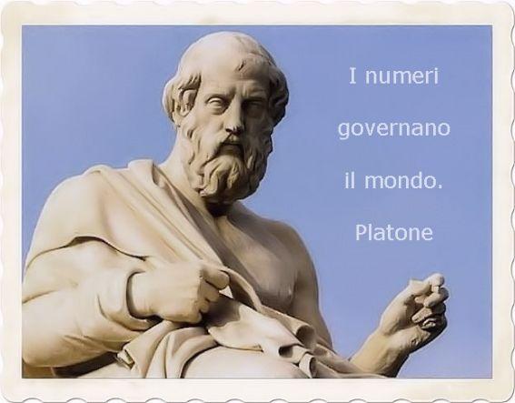 I numeri per Platone