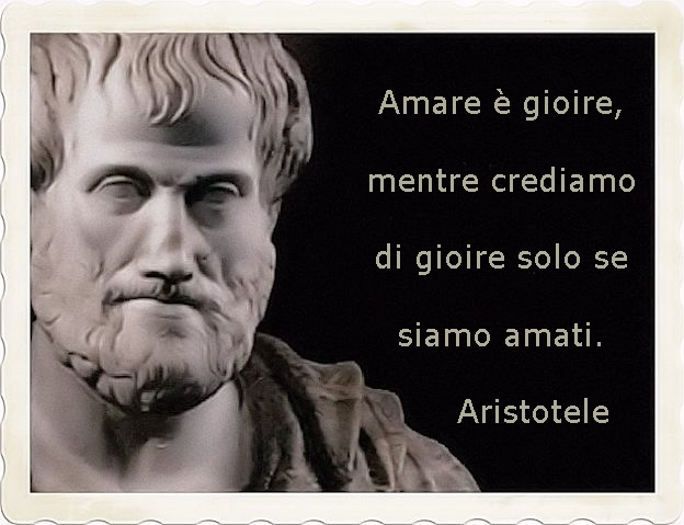 Aristotele aforismi celebri