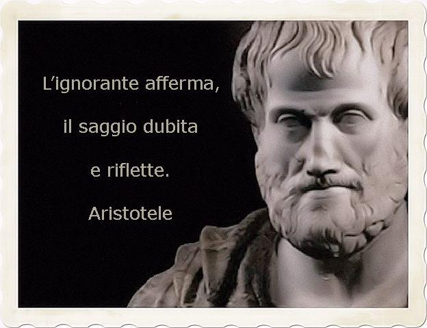 La saggezza di Aristotele