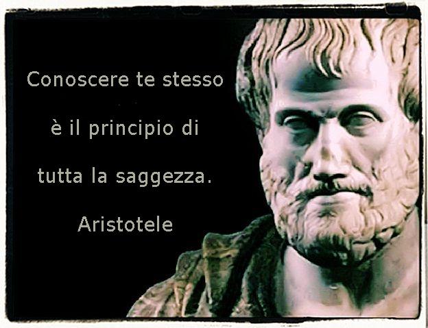 I grandi pensieri di Aristotele