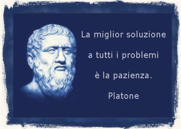 Aforismi e citazini di Platone