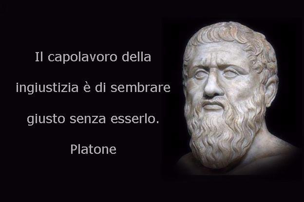 Platone aforismi filosofici