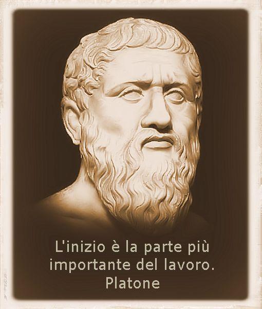 Platone aforismi e idee