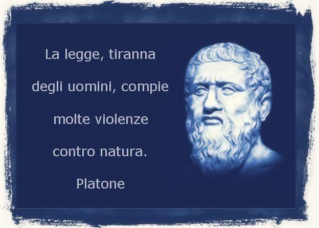 Massime famose di Platone