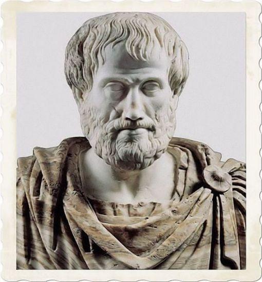 Le riflessioni e i pensieri di Aristotele