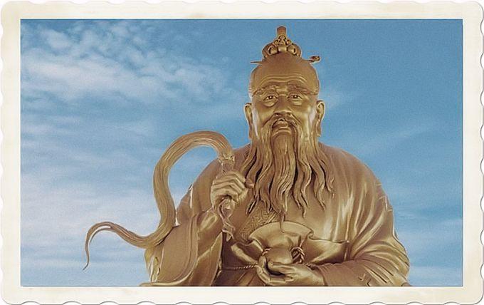 Lao Tzu pensieri del Taoismo