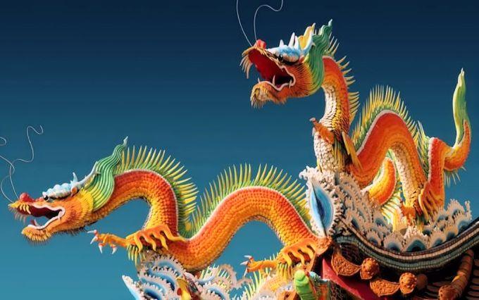 Lao Tzu il grande drago